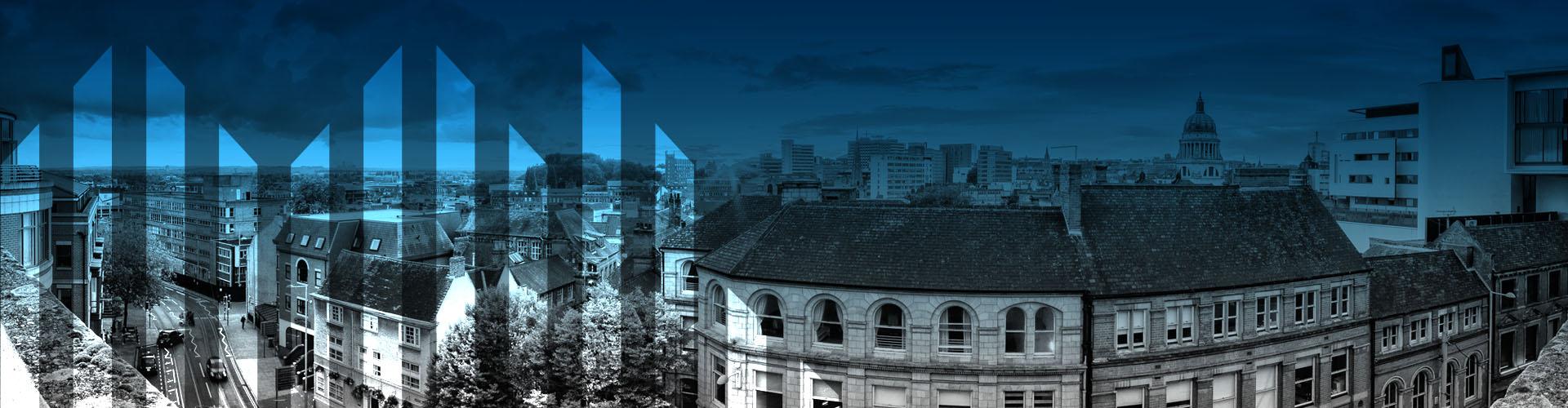 Nottingham Skyline 1
