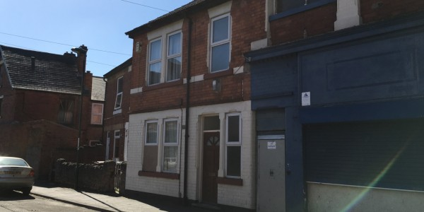 Commercial Road, Bulwell (residential)