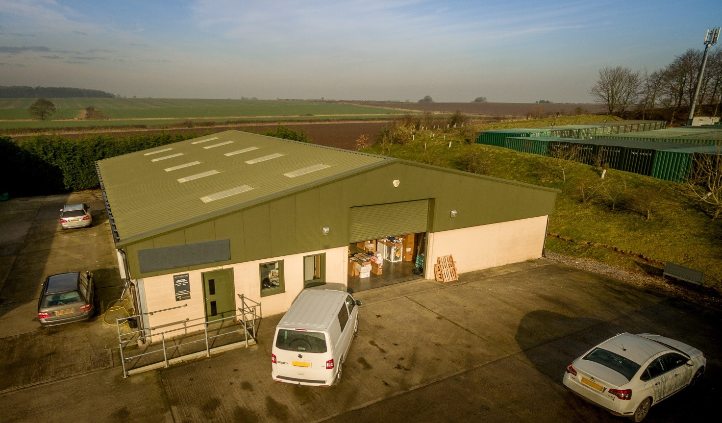St James Business Park (Unit 5)