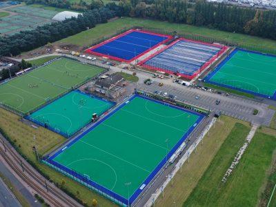 Nottingham Hockey Centre December 2020