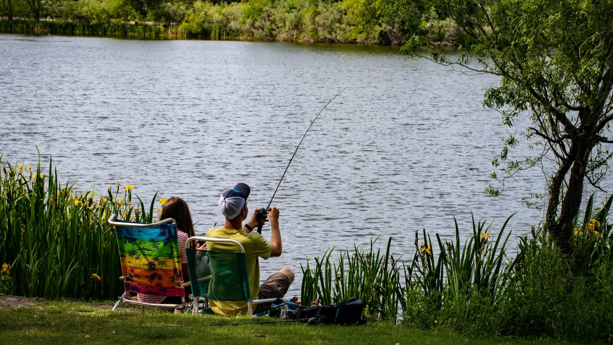GONE FISHING - Musson LigginsMusson Liggins