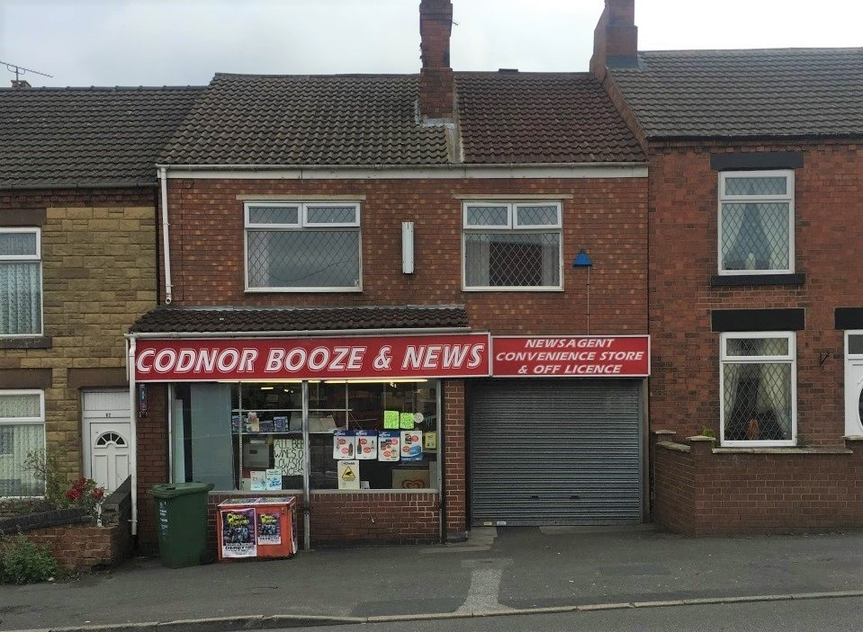codnor booze & News crop