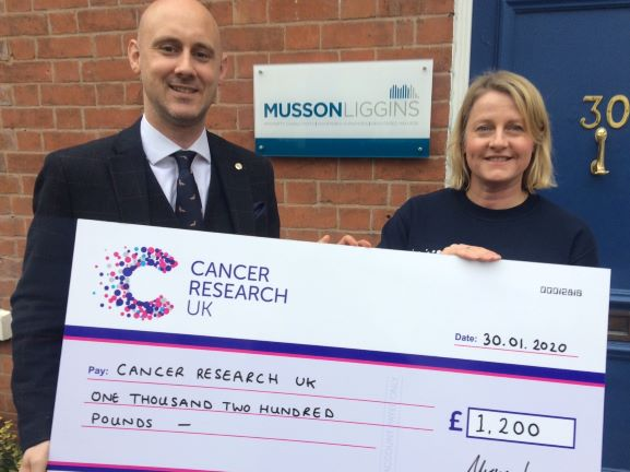 Cancer Research UK small